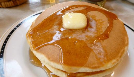【cafe Agir(アジール)】熱海駅からすぐ!カフェ・アジールでホットケーキを食す|熱海カフェ